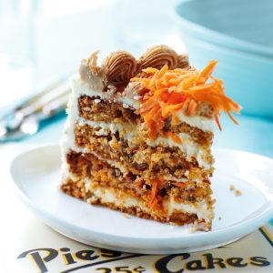 40 Karats Carrot Cake
