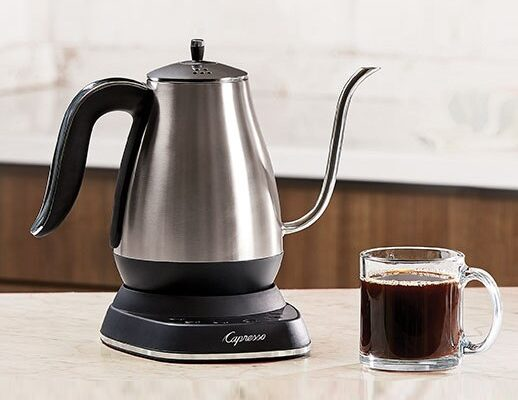 Capresso Kettles Combine Aesthetics and Function in a Beautiful Way!
